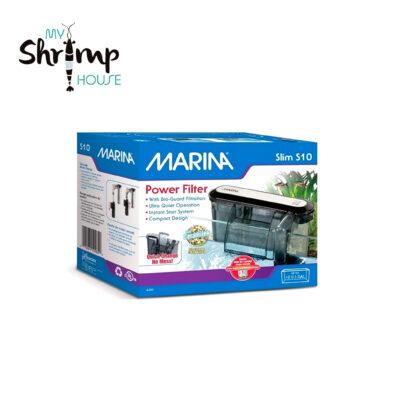 El diseño único del potente Filtro Marina Slim es compacto y delgado, añadiendo elegancia a su acuario y ocupando menos espacio. Sólo tiene que conectar y listo! Tanto la instalación como el mantenimiento son rápidos y fáciles.