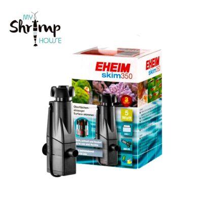 Eheim Skim 350 Pequeño aspirador de superficie para acuarios de hasta 350. Elimina formaciones de suciedad y microorganismos del acuario
