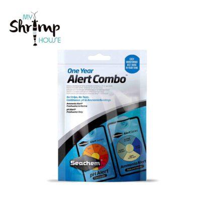 Seachem Ammonia Alert™ y pH Alert™
